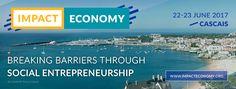 CONVITE Congresso IES-SBS: IMPACT ECONOMY Breaking Barriers through Social Entrepreneurship