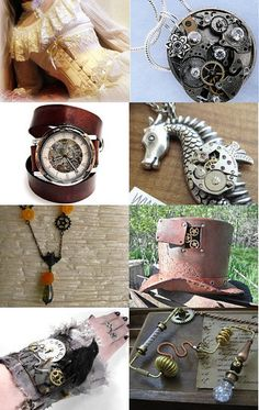 Cosplay Steampunk Time