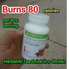 Drink and shrink! Herbalife tea comes in 4 yummy flavors that will help to get you fit and healthy!! https://www.goherbalife.con/wegellness/en-us