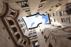 Antique Architecture of Lyon, France © Prochasson Frederic | Dreamstime