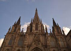 catedral de santa eulalia, Barcelona