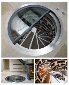 Our dream wine cellar