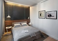 Apartament na warszawskim Mokotowie projektu Exit Design - PLN Design