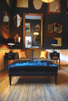 John Hutton's French Apartment