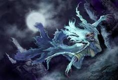 The Banshee is a type of faerie ghost that is found in both Irish and Scottish folklore. According to legend, she lets out an ear-piercing. Mythical Creatures List, Mythological Creatures, Mythological Monsters, Fantasy Creatures, Greek Monsters, Celtic Mythology, Legendary Creature, Vampire, Urban Legends