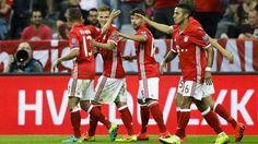 Der FC Bayern München  | Bildquelle: AP