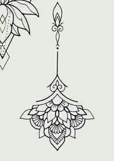 300 Sexy Tattoo Designs - Original by Tattooists Mini Tattoos, Body Art Tattoos, Small Tattoos, Foot Tattoos, Sleeve Tattoos, Tatoos, Mandala Tattoo Design, Henna Tattoo Designs, Mandala Sternum Tattoo