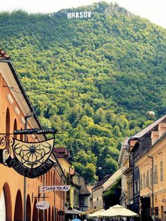 Destination of the day - The lovely Brasov where Damian Galvin's staying. #Brasov #TouristToLocal #travel #destination