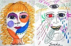 Binnen- en buiten gezicht