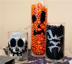 Project Center - Spooky Candy Jars