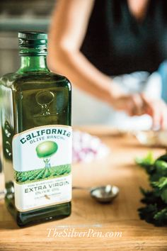 One of my new favorite Olive Oils from California Oilve Ranch. Sold at Whole Foods, Santa Barbara. California Olive Ranch, Whole Food Recipes, Healthy Recipes, Italian Vegetables, Silver Pen, Olive Oil Bottles, Vegetable Stew, Vodka Bottle, Nutrition