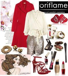 """"""" #Maquillaje #Oriflame"""" ¿Quieres probar sus productos? Hazte Clienta Vip aquí http://my.oriflame.es/malena"""