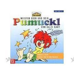 Hörbuch: 13:pumuckls Rache/pumuckl Und Die Briefmarken Von Ellis Nach Den Büchern Kaut, Audiobooki w języku niemieckim <JASK>