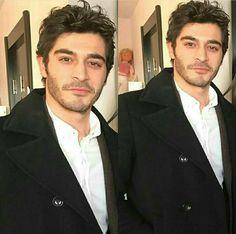 Turkish Men, Turkish Beauty, Turkish Actors, Handsome Faces, Handsome Boys, Tv Actors, Actors & Actresses, Hayat And Murat, Cute Love Stories