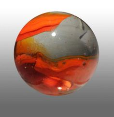 Marble Pictures and Prices: Christensen Agate Banded Transparent Marble