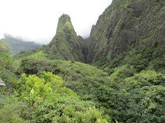 Iao Needle, Maui, Hawaii (Aug 2013)