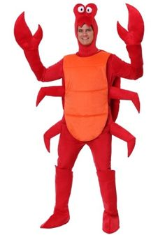 Results 121 - 180 of Search our selection of animal costumes for adults. Create a sexy costume with our adult bee and lady bug costumes. We have adult gorilla costumes and cat costumes for women. Find mens monkey costumes too. Crab Costume, Lobster Costume, Bug Costume, Diy Costumes, Adult Costumes, Halloween Costumes, Animal Costumes, Halloween 2019, Halloween Ideas