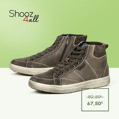 Απολαύστε ποιοτικά ανδρικά παπούτσια του διάσημου Ιταλικού brand IMAC (Made in Italy). Μποτάκια ανδρικά με μοντέρνο design, από γνήσιο δέρμα άριστης ποιότητας σε γκρι-λαδί απόχρωση. Εξαιρετικά ελαφριά, διαθέτουν εύκαμπτη και αντικραδασμική σόλα. http://www.shooz4all.com/el/andrika-papoutsia/casual-mpotakia-se-gri-xroma-61710-detail #shooz4all #andrika #mpotakia