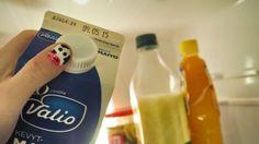 Maito on käsitelty säilymään ikuisesti...