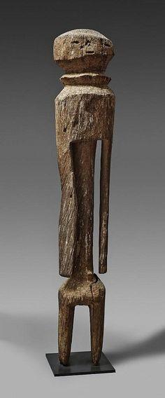 Moba Tchitchiri Figure, Togo