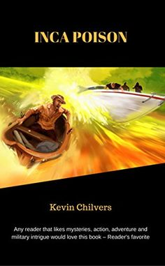 Inca Poison by Kevin Chilvers