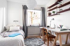 Lundin Fastighetsbyrå - 3:a Mölndal  -  Stilfull genomgångslägenhet med balkong