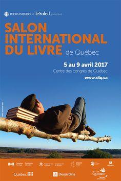 Salon international du livre de Québec : 5 au 9 avril 2017 Avril 2017, Meat, Living Room