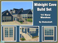 shakeshaft's Midnight Cove Build Set