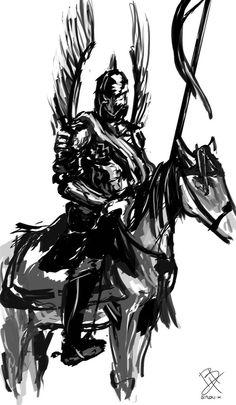 Polish Hussar by MyNameIsByron on DeviantArt