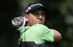 Sergio Garcia of Spain tees off on the 11th hole during the first round of the 2013 Masters Tournament at Augusta National Golf Club on Thursday, April 11, 2013 in Augusta, Ga.