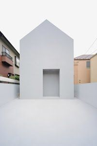 "Datar Architecture ""The Ghost House"", Japan"