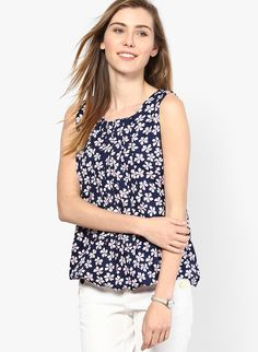 Party #Sleeveless #Printed #Women'sTop #Indianfashion #Sexy #omen #fashion #look #style #GIft #Shop #Buy #online #india