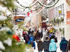 Quebec City Winter Carnival January 30-February 15! http://www.quebecregion.com/en/what-to-do/activities-attractions/ideas/quebec-winter-carnival/