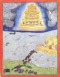 The Vimanas - The Ancient Flying Machines