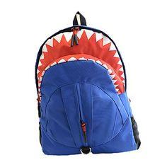 AIDUODUO School Gift Weatherproof Child Daypack Shark(L) (Blue) City Block http://www.amazon.com/dp/B00F25ECQG/ref=cm_sw_r_pi_dp_9MQlub13DMXFA
