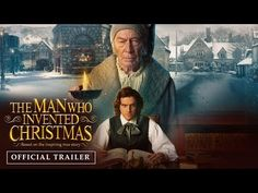 """THE MAN WHO INVENTED CHRISTMAS 