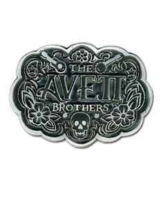 Avett Bros. Belt Buckle.