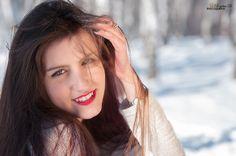Alex in winter clothes Winter Clothes, Winter Outfits, Wordpress, Glamour, Long Hair Styles, Portrait, Elegant, Gallery, Beauty
