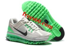 best service 518a2 fe52b com for nikes OFF - Womens Nike Air Max 2013 Gamma Grey Dark Grey Poison  Green Shoes