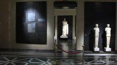"""Vídeo sobre a Sala """"Horti Mecenati"""" dos Museos Capitolinos."""
