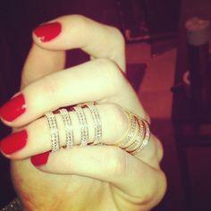 15 créatrices de bijoux à suivre sur Instagram: Gaia Repossi http://www.vogue.fr/joaillerie/a-voir/diaporama/15-creatrices-de-bijoux-a-suivre-sur-instagram-aurelie-bidermann-noor-fares-delfina-delettrez-gaia-repossi-pamela-love/14797/image/810722#!15-creatrices-de-bijoux-a-suivre-sur-instagram-gaia-repossi