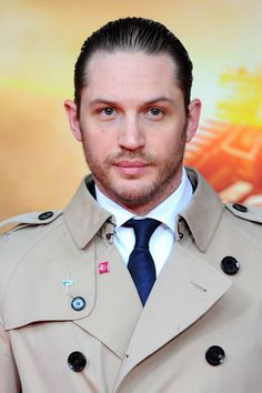 Hey Tom Hardy, Why Are You Always Cold?