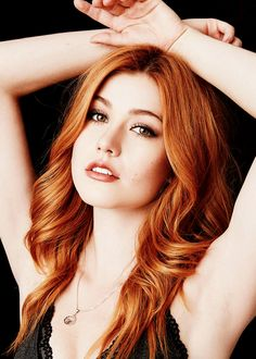 Katherine McNamara photographed for self assignment on September 8, 2016 in Toronto, Ontario