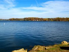 Fall in Apple Valley #AppleValleyLake #KnoxCountyOhio