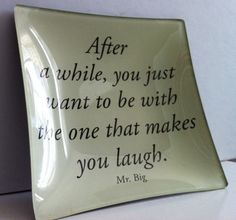 ha. can I have this plate for a wedding gift? If i ever get married...