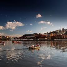 Istanbul...On Golden Horn