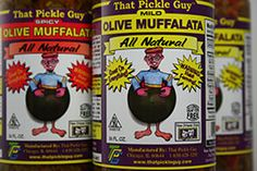That Pickle Guy Products...love love love!