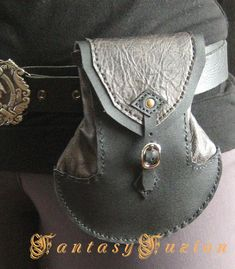 The Hobbit Oris Dwarf Medieval Leather Belt by FantasyFuzion, $49.99