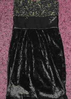 Kup mój przedmiot na #vintedpl http://www.vinted.pl/damska-odziez/krotkie-sukienki/10379592-czarna-mini-sukienka-boohoo-uk-rozm-xs