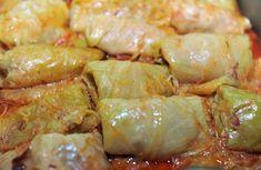 Sarma na starinski način: Za prvi prvoga! Bread Dough Recipe, Serbian Recipes, No Bake Cake, Baking Recipes, Pork, Meals, Chicken, Vegetables, Cake Baking